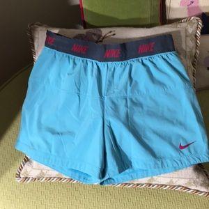 Nike dri-fit running shorts medium